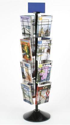Image de Présentoir de métal 16 grandes pochettes