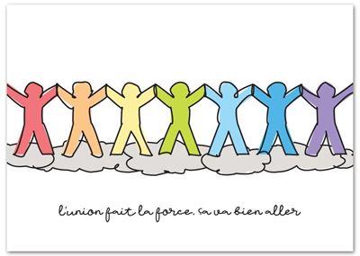 Image de EDV-1031S   L'UNION FAIT LA FORCE