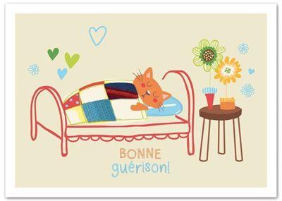 Image de RNS-364S  BONNE GUÉRISON